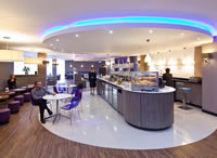 Gatwick Aspire Lounge North Terminal